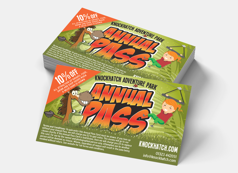 knockhatch annual pass