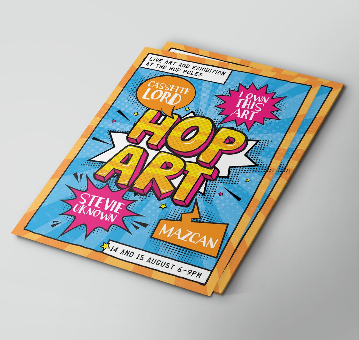 The Hop Poles Brighton