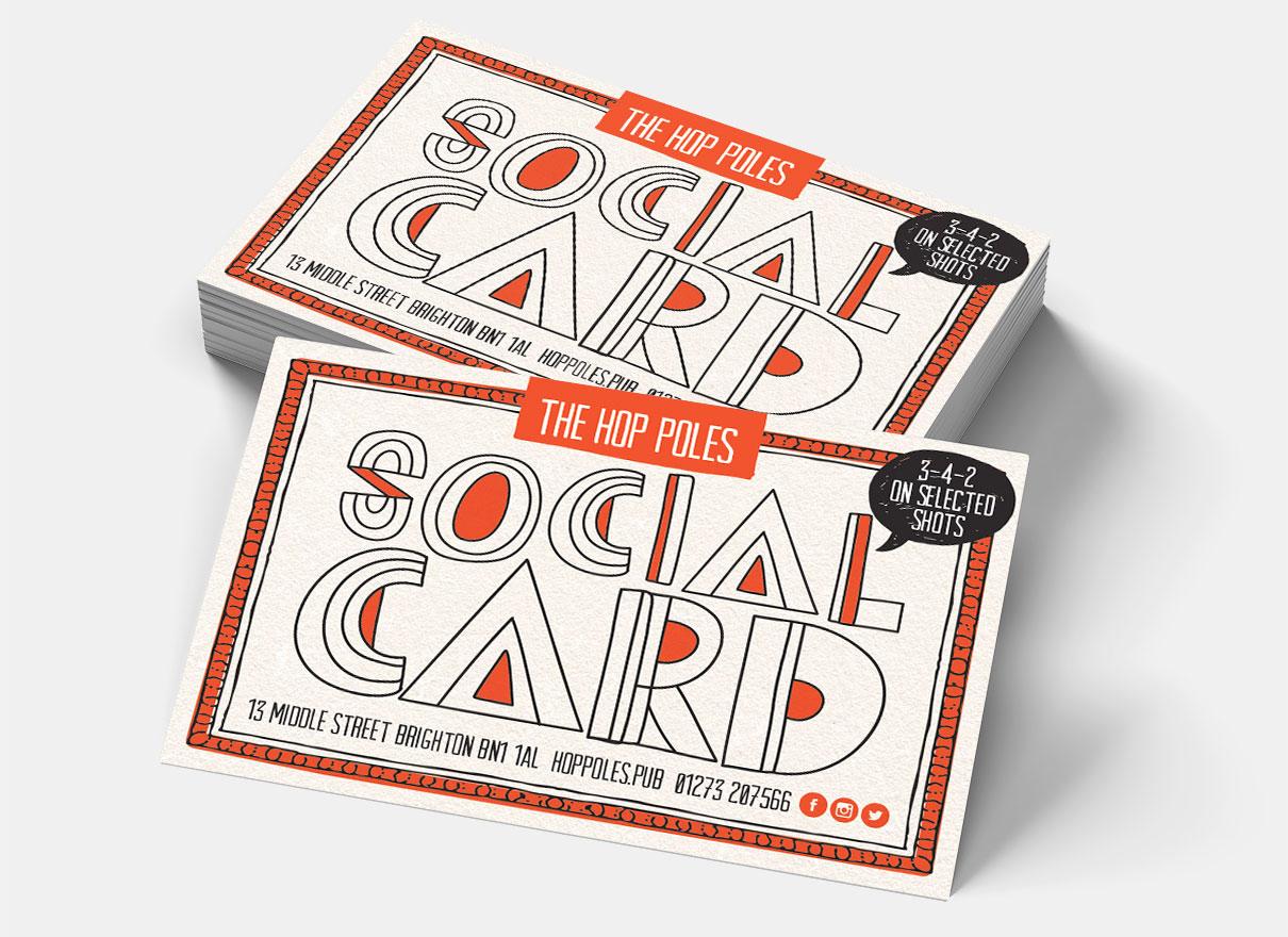 The Hop Poles Brighton social card