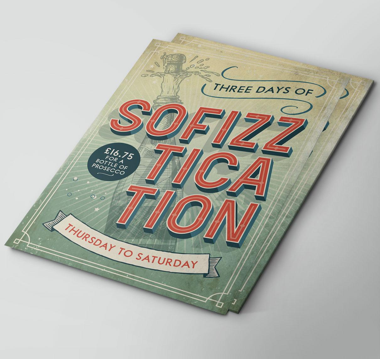 Hop Poles sofizztication