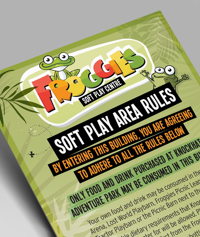 froggies soft play, knockhatch adventure park