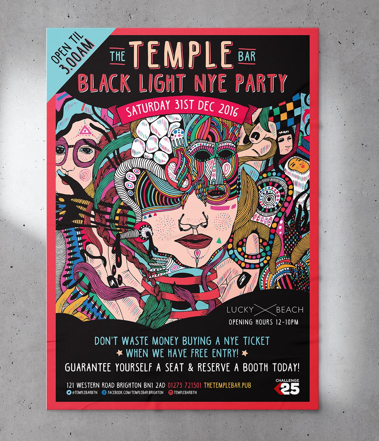 the temple bar brighton